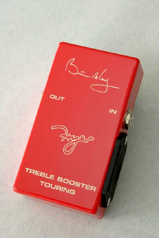 Treble Booster Touring handmade