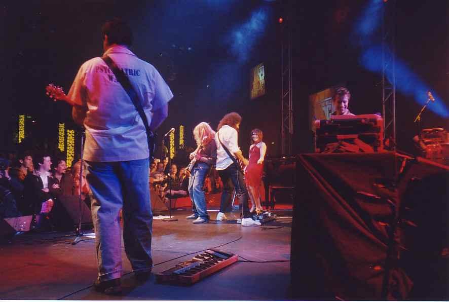 WWRY Sydney Guitar Wars 2
