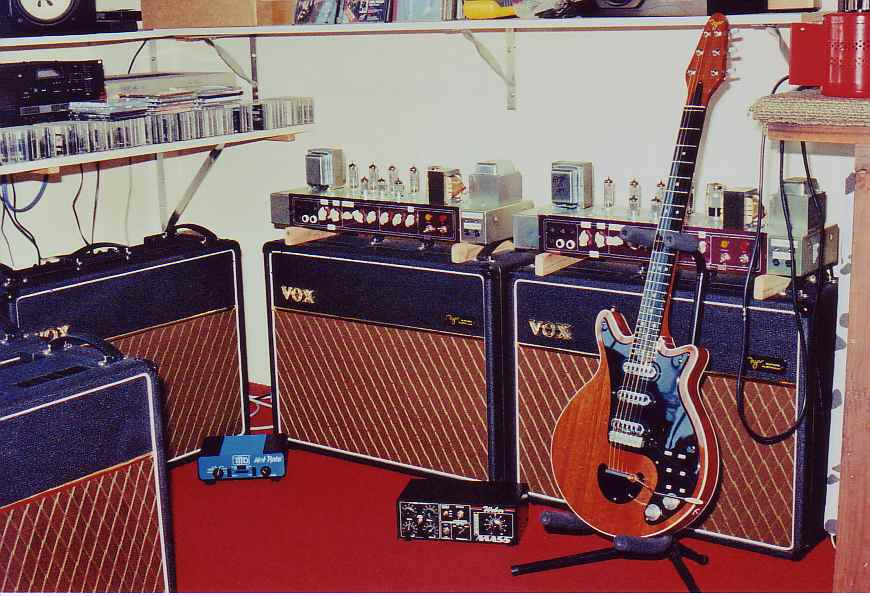 WWRY Zurich AC30s Sept 2006