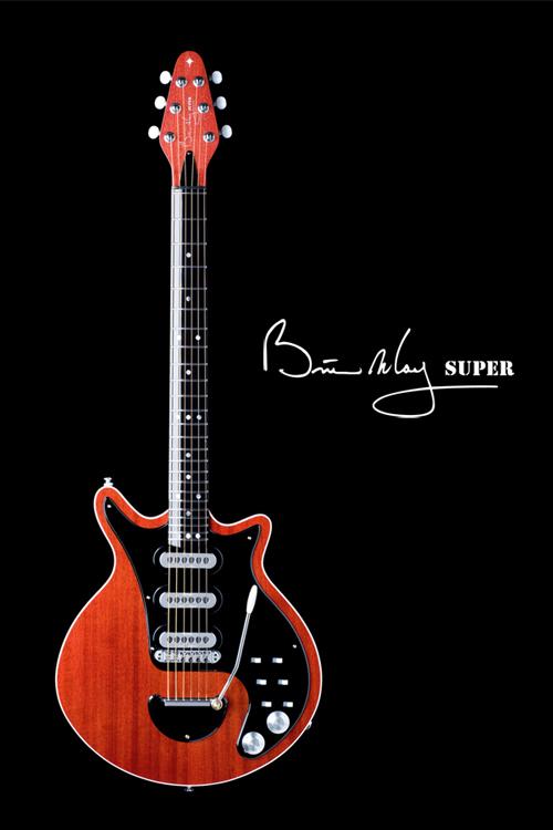 Brian May Super