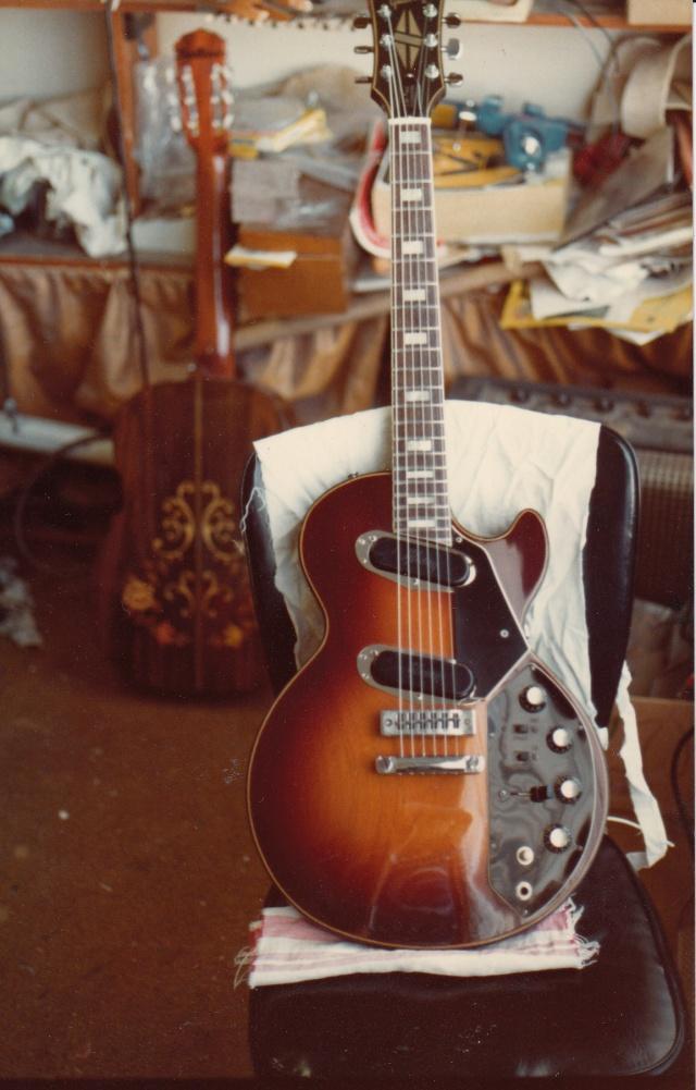 Les Paul Recording 1981 #1