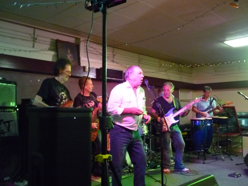 Billy Jackson once more leading the charge out front on vocals