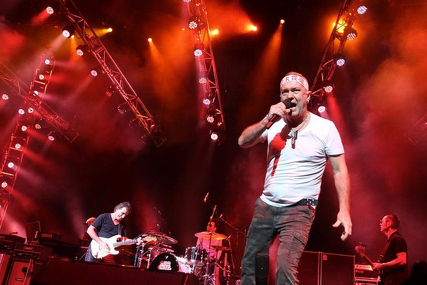 Cold Chisel Oct 2011 tour #1