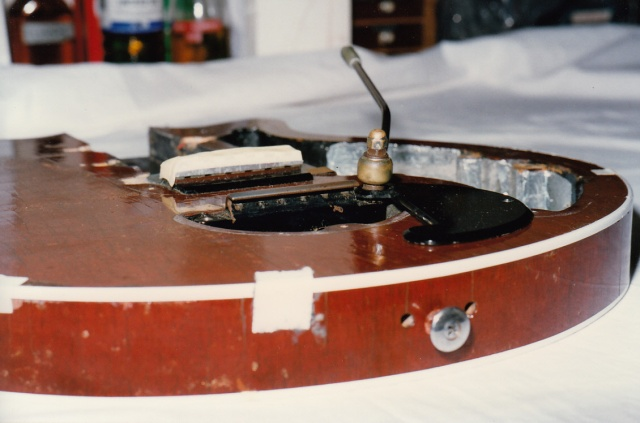 Red Special body #1 29th Jan 1998