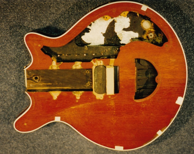 Red Special body 29th Jan 1998