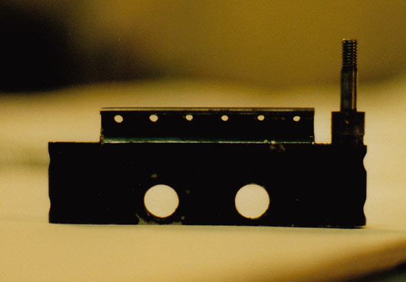 Tremolo Tailpiece 29th Jan 1998