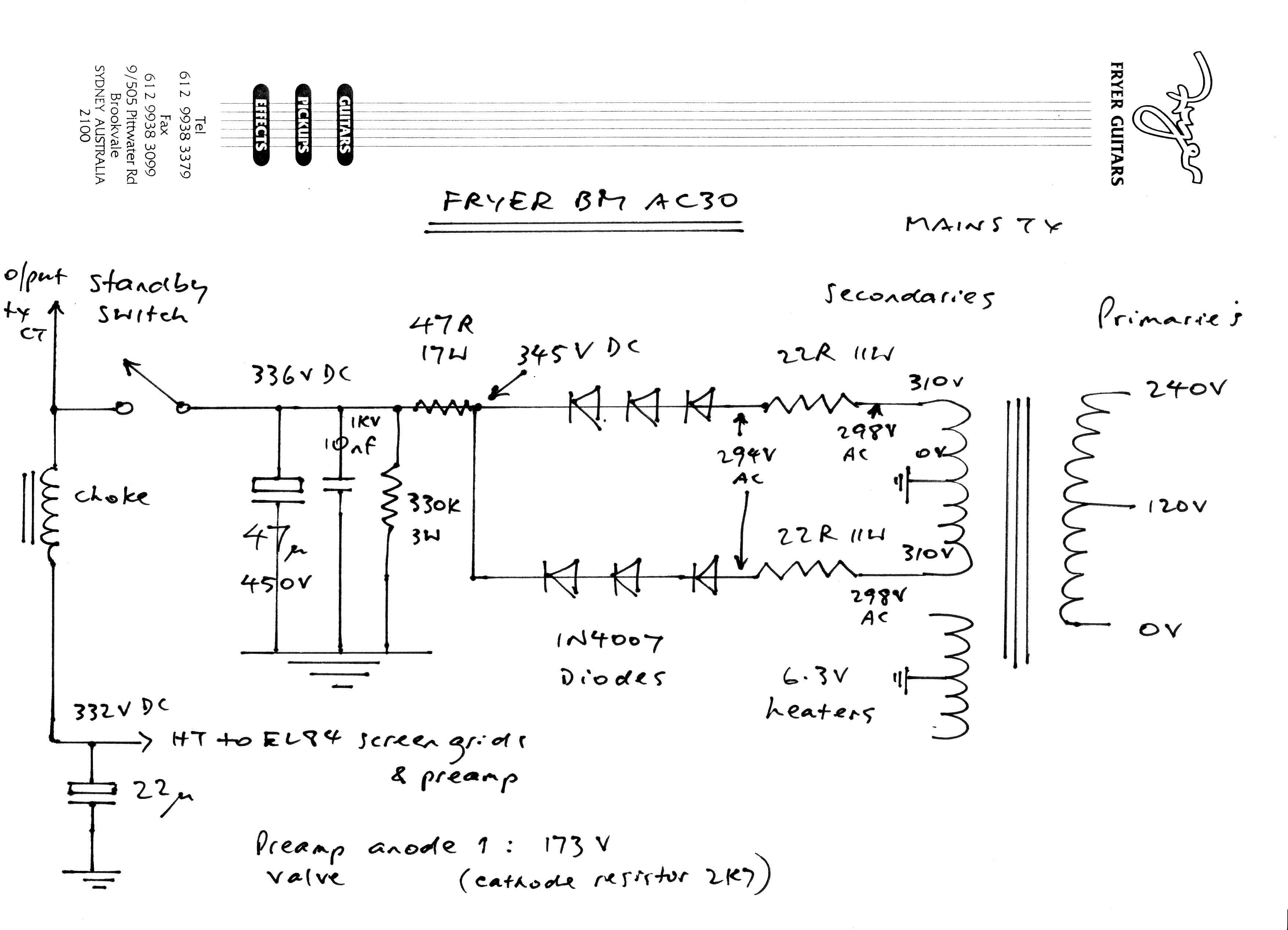 Legend Fuzz Schematic Wiring Diagrams Treble Booster Fryer Get Free Image Silicon Colorsound One Knob Schematics
