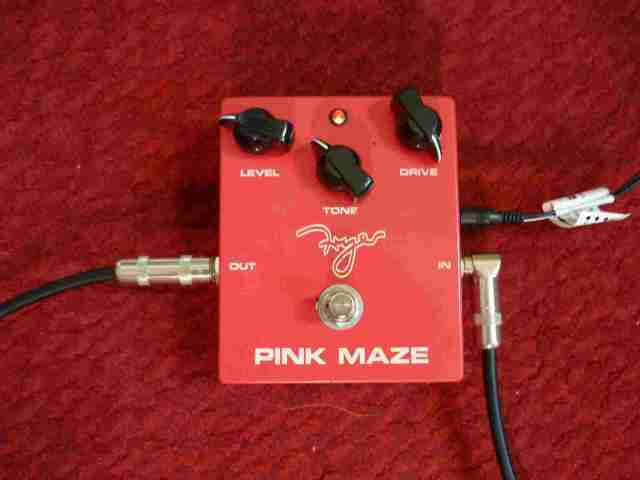 Fryer Pink Maze