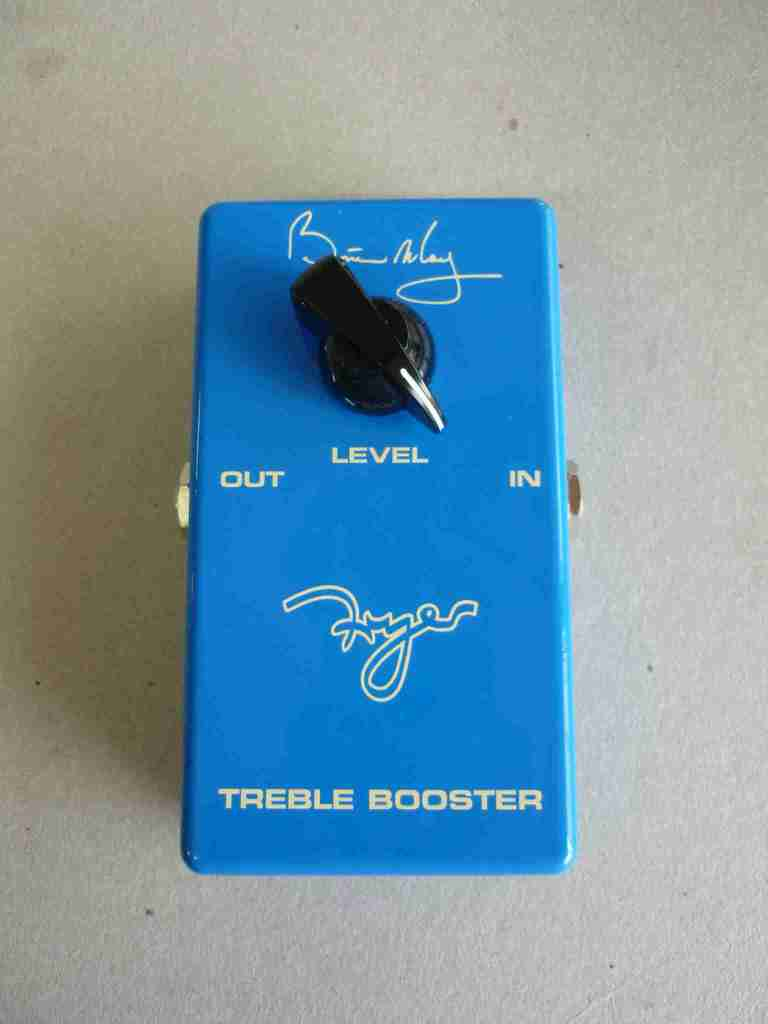 Brian May Fryer Treble Booster 2002-2008