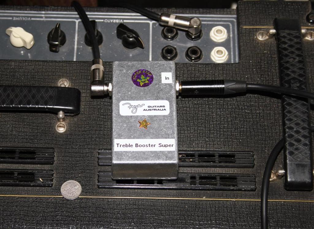 TB Super and Arbiter 1970s AC30