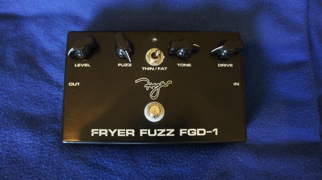 Fryer Fuzz FGD-1 pic courtesy of Tobias Cloos