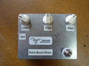 Extra Boost-Drive pedal #2
