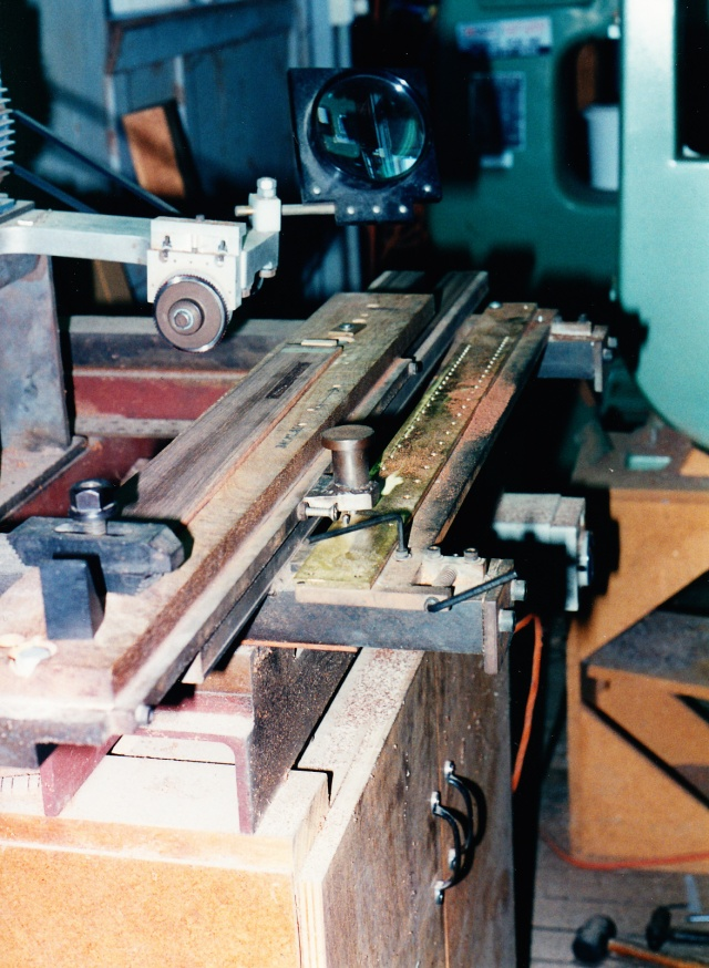 fret slotting machine #2