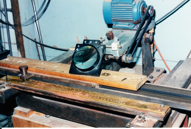 fret slotting machine #3