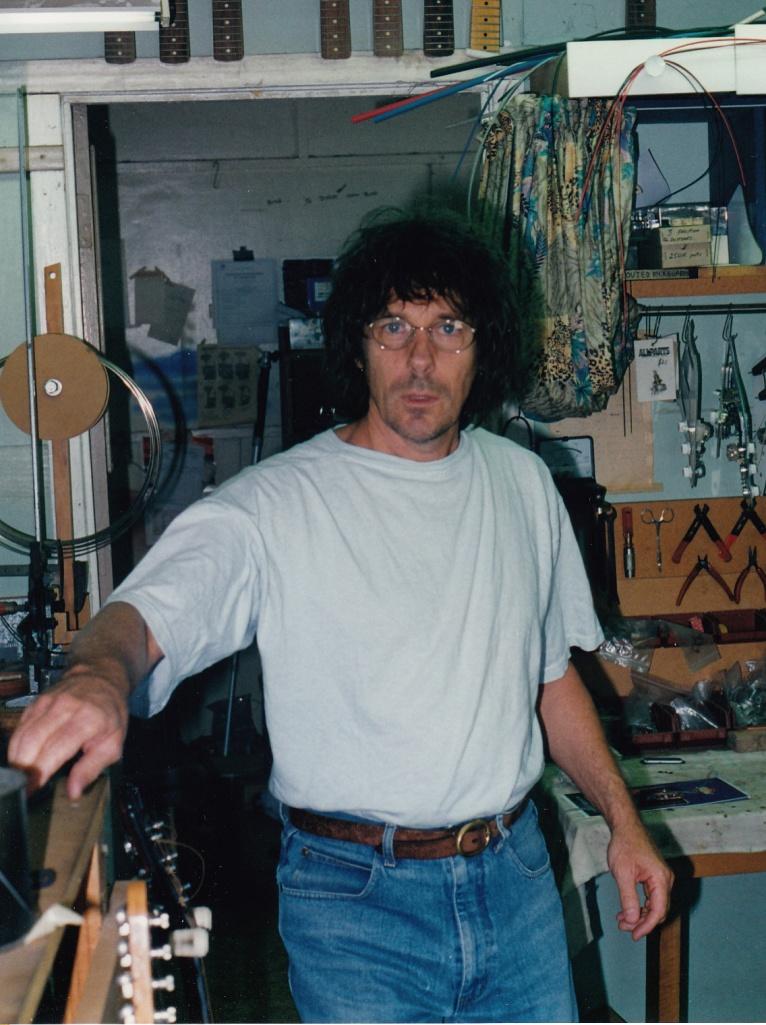 Chris Kinman Nov 1996 #2