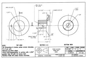 Fryer BM Control Knob