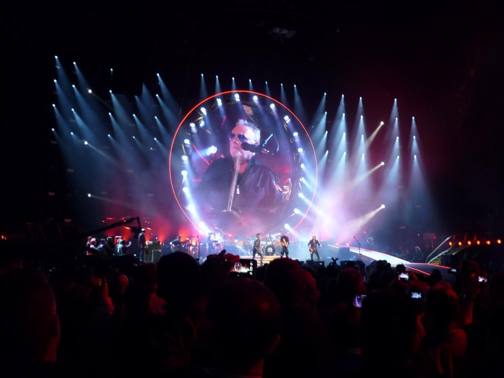Lady Gaga and Queen + Adam Lambert