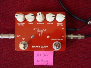AC30 sound setting guide