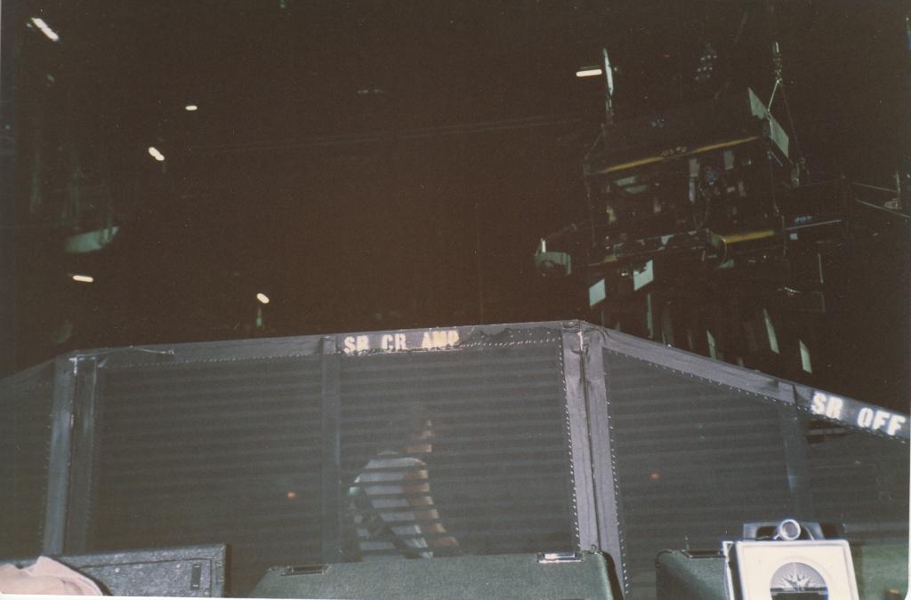 Pink Floyd 1988 tour backstage #3