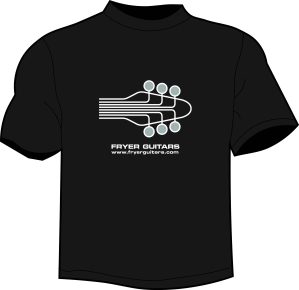 Fryer Guitars T Shirt