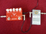 Mayday and Treble Booster Super